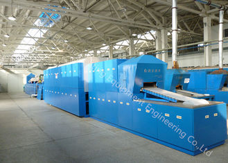 30kw 60kw 90kw High Temperature Brazing Furnace Longer Muffle Lifespan