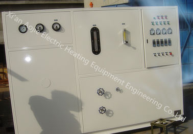 Stainless Steel Ammonia Cracker Unit , Industrial Electrical Ammonia Decomposition Generator